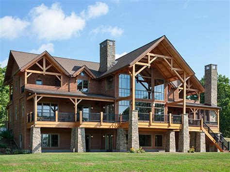 Timber Frame Homes - Cornelius & Lake Norman, NC - Artisan ...