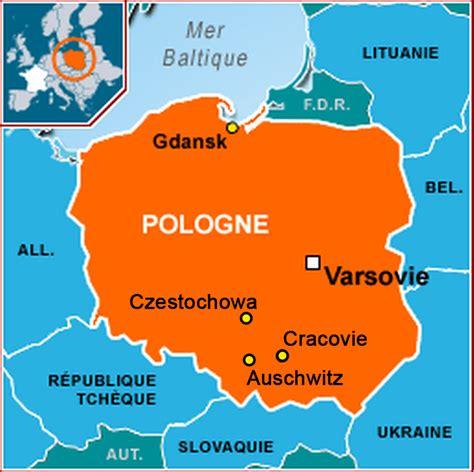 Pologne Carte Europeenne by Infos Sur 187 Carte De La Pologne En 2016 187 Vacances Arts