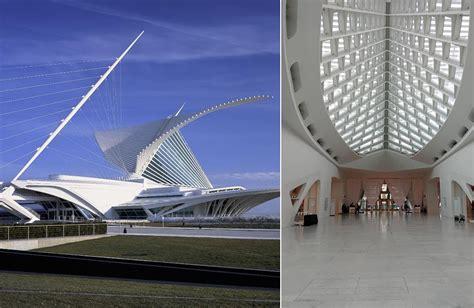 milwaukee art museum  santiago calatrava  spectacular