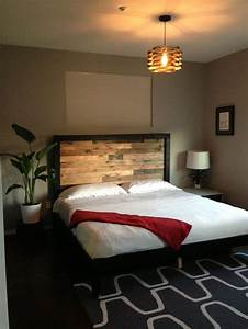 Master, Bedroom, For, Single, Male, Client, Style