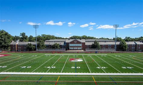 springfield colleges amos alonzo stagg field  features