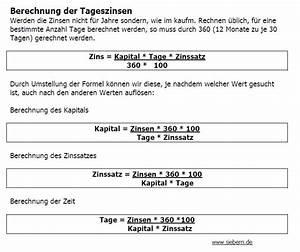 Geodätische Kuppel Berechnen : kapital berechnen formel tageszinsen berechnen formel aufgaben und beispiele 11 zinsen ~ Orissabook.com Haus und Dekorationen