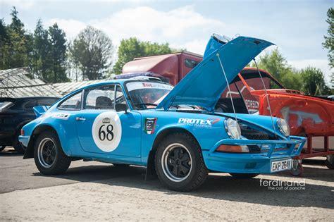 rally porsche how to build a proper porsche rally car ferdinand