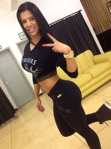 Beautiful Brazilian Fitness Model Eva Andressa Pictures And Video