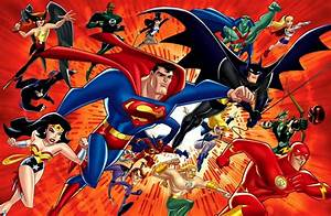 DC comics all star - Superheroes Picture