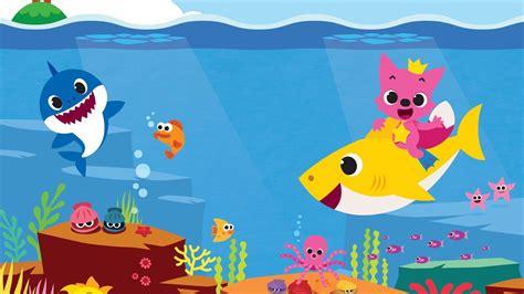 Run Away! Clay Baby Shark Fishes!