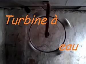 Comment Demineraliser De L Eau : comment fabriquer une turbine eau bricozer youtube ~ Medecine-chirurgie-esthetiques.com Avis de Voitures