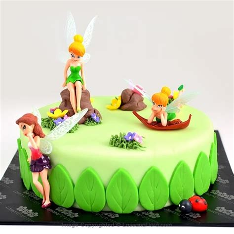 Fairy Garden Cake  Kg Cakes