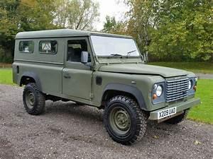 Land Rover Defender 110 Td5 : land rover defender 110 td5 hardtop military spec 2001 ~ Kayakingforconservation.com Haus und Dekorationen