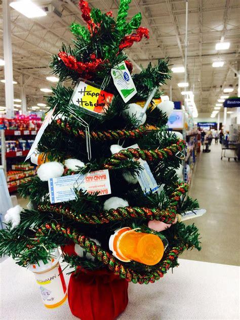 christmas pharmacy tree christmas diy christmas