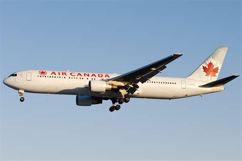 flight review air canada executive  boeing