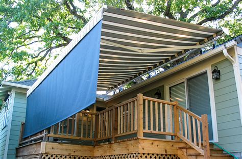patiodeck retractable awnings southern oregons leading awning provider deluxe awning