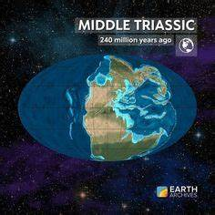 According to the Pangaea Ultima hypothesis we see here the ...