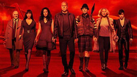 red   directed  dean parisot reviews film