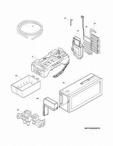 Frigidaire Model Ffhb2740ps4 Bottom