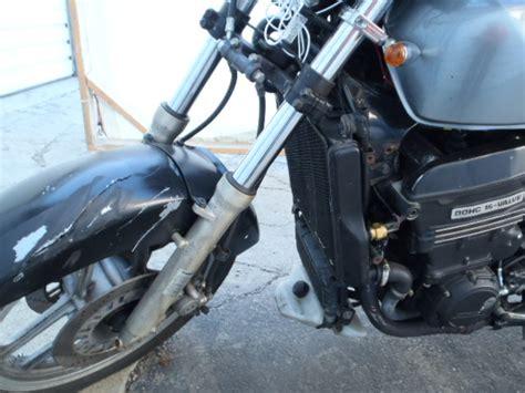 87 Kawasaki Concours Zg1000 1000 Right Front Brake Disc