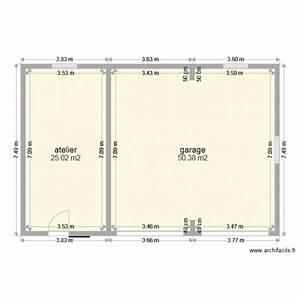 Garage 2 Voitures : plan de garage 2 voitures pa03 jornalagora ~ Melissatoandfro.com Idées de Décoration