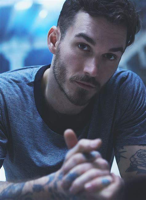 redefining masculinity  ysl face david alexander flinn