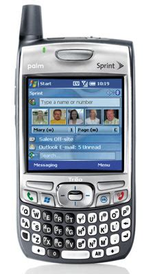 palm treo wx review