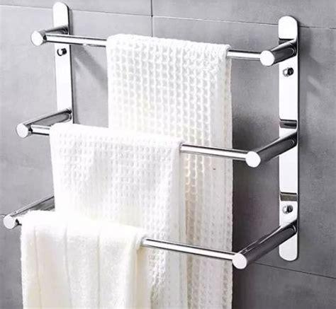 Kleines Bad Handtuchhalter by Diy Handdoekrek Badkamer Klein Badkamer Towel Rack