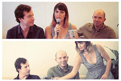 paul scheer and friends inconveniently interviewing paul scheer and rob huebel at