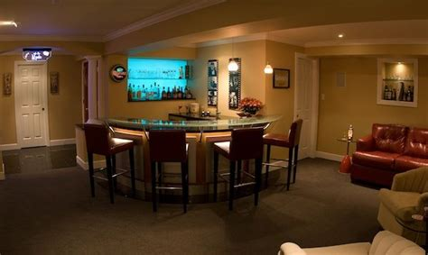 Home Bar Picture Galleries  Extremely Highend Basement