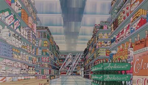 intergalactic planetary anime aesthetic landscape anime