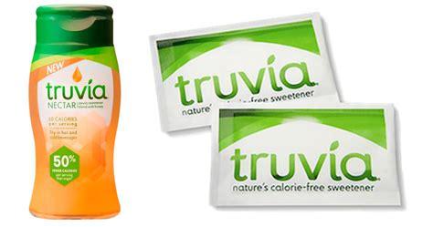 Free Truvia Natural Sweetener & Nectar Samples