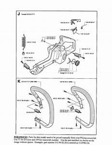 Husqvarna Chain Saw Parts