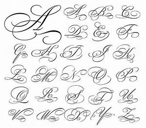 Script Capital Letters | Calligraphy | Pinterest ...