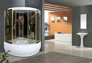 Grande Cabine De Douche : cabine de douche hydro cabine de douche avec siege cabine ~ Dailycaller-alerts.com Idées de Décoration