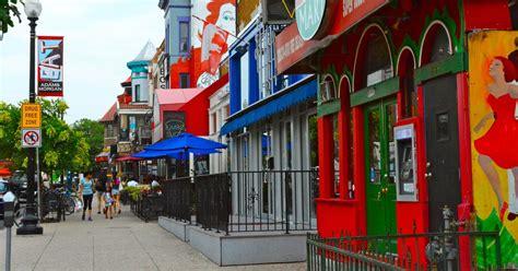 dc washington neighborhoods adams morgan thrillist most restaurants drink food places popular