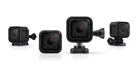 Wearables Wednesday GoPro Hero 4 Session actioncam