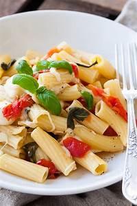Tomate Mozzarella Rezept : one pot pasta mit tomaten und mozzarella kochkarussell ~ Lizthompson.info Haus und Dekorationen