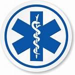 Emergency Response Star Sign Team Responder Symbol