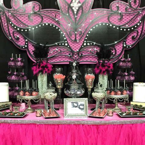 masquerade birthday party ideas masquerades birthdays
