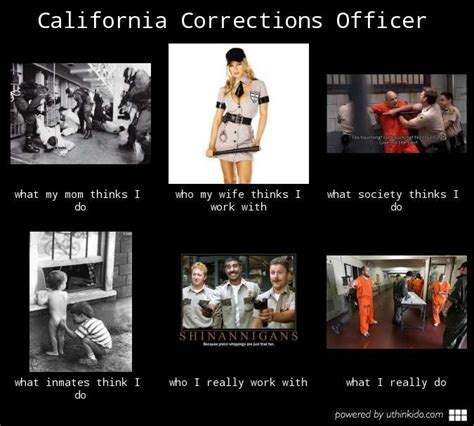 Correction Meme - image detail for california corrections officer what people think i do what i really i