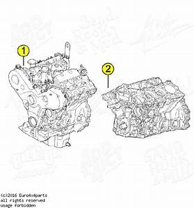 Short Block For Land Rover Range Rover Sport  L320  2 7