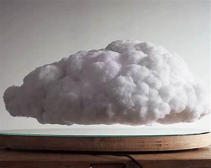 Cloud Floating Speaker Storm Shaped Studio Levitating