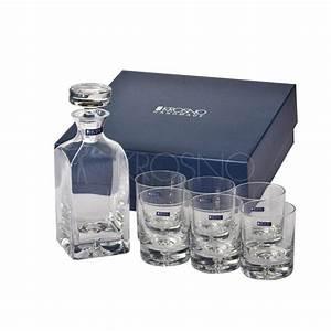 Coffret Verre Whisky : service whisky cristal saga service whisky krosno service whisky krosno saga ~ Teatrodelosmanantiales.com Idées de Décoration