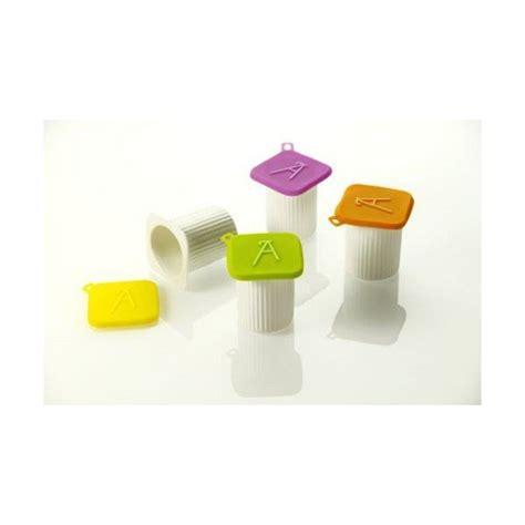 4 pots 224 yaourt avec couvercle les artistes maspatule