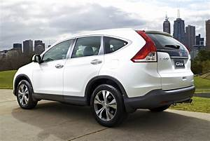 2013 Honda Cr-v Priced From  27 490