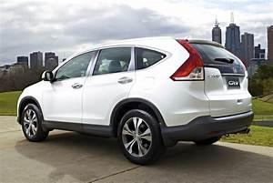 2013 Honda Cr-v Priced From  27 490