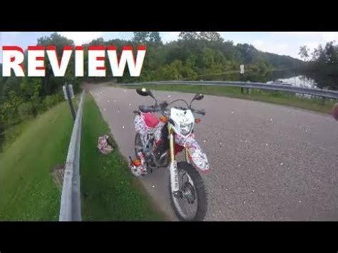 Honda Crf250l 12,000 Mile Review Youtube