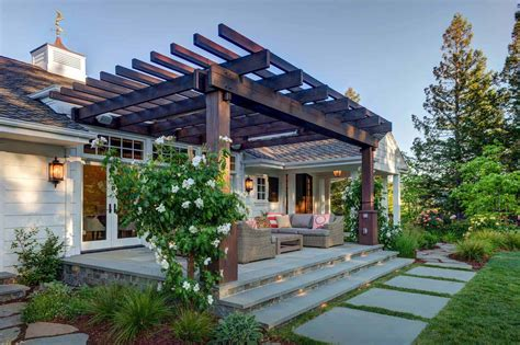 New Patio Ideas by 20 Amazing Pergola Ideas For Shading Your Backyard Patio
