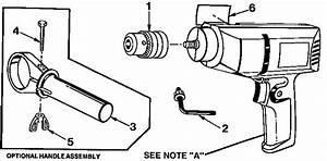 Craftsman Model 315101421 Drill