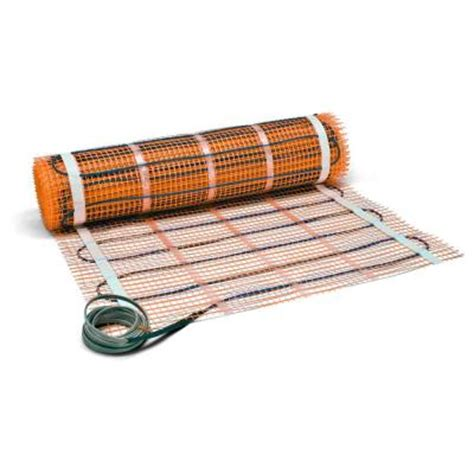 Suntouch Floor Warming Mat by Suntouch Floor Warming 4 Ft X 30 In 120v Radiant Floor