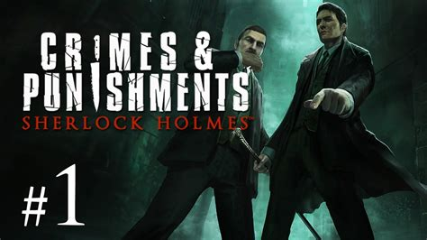 sherlock holmes play crimes punishments gameplay