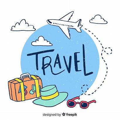 Travel Vectors Freepik Psd