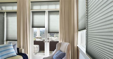 Blinds With Drapes - shades and drapes combine blinds and drapery